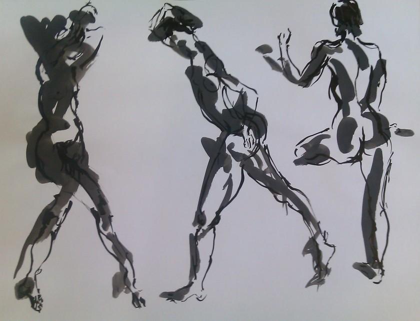 quick poses