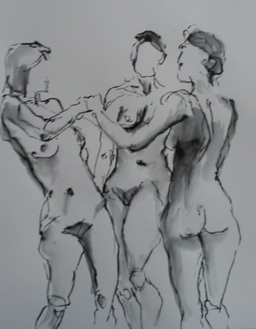 3 Graces to begin